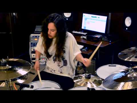 Drum cover of Back In the Day
