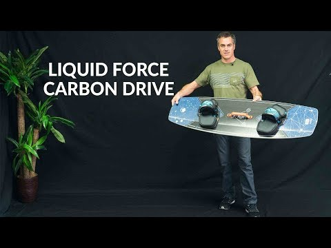 Liquid Force Carbon Drive Kiteboard Review