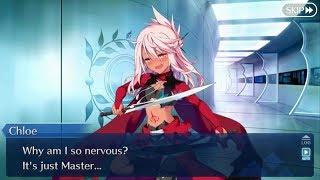 Chloe von Einzbern  - (Fate/Grand Order) - [FGO NA] ~ Valentine's Chocolate: Chloe (w/Voice Sync)