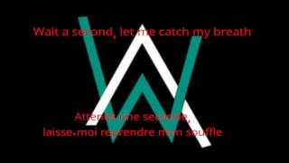 Alan Walker - Sing me to sleep ( traduction fr )
