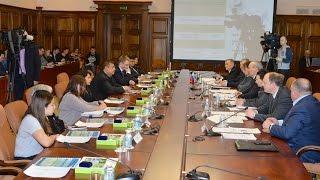 Визит делегации индийской компании «SRAM&MRAM» в Хабаро...