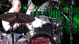 5 Seconds of Summer - American Idiot and Kiss Me Kiss Me - San Diego, CA - 7-18-15