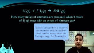 Chemistry 6.5 Stoichiometry (Part 1 Of 2)