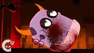 Happy Meal Horror | Short Animated Horror Film | Crypt TV