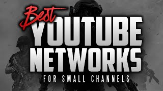Top 5 Best YouTube Networks for Small YouTube Channels! (2015/2016)
