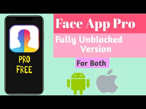 🥇 FACEAPP CRACK | HOW TO GET FACEAPP PRO MOD APK WITH EVERYTHING