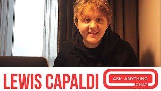 Lewis Capaldi 10 Minutes Of 1 Liners.  BOOM