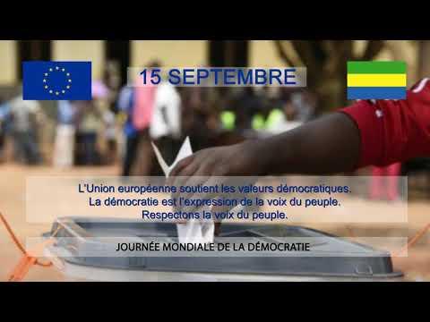 Journée Mondiale de la démocratie 15 septembre 1