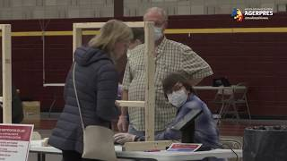În ciuda coronavirusului, în statul american Wisconsin au loc alegeri
