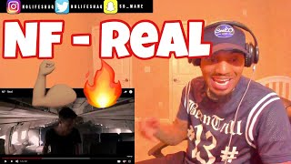 NF Is On Another Level! | NF   Real | REACTION