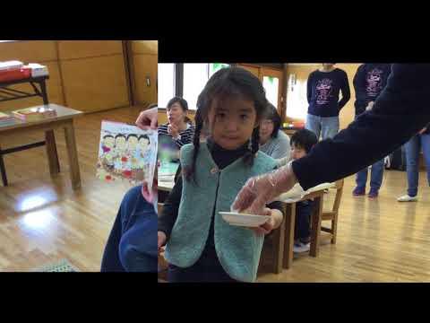 和光鶴川幼稚園はらっぱ「絵本作り」