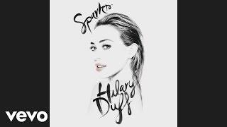 Hilary Duff - Sparks (Audio)