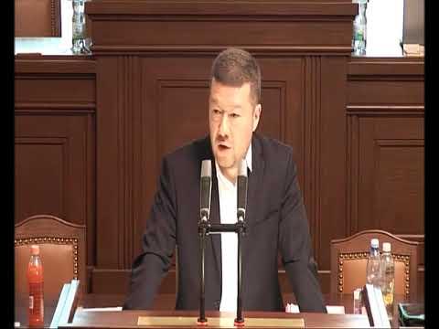 Tomio Okamura: Česká televize se chová jako utržená ze řetězu.