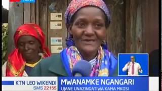 Mwanamke ngangari: Jane Wanjiru ambaye anawasaidia wajane katika kaunti ya Nyeri