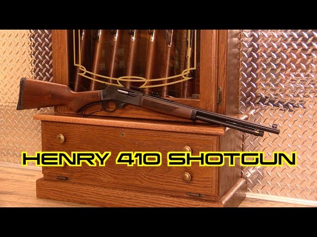 Henry Lever Action .410 Shotgun Review