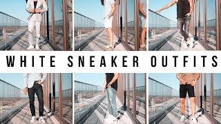 6 White Sneakers & How To Style Them! | Summer Mens Fashion 2019 | Levitate Style