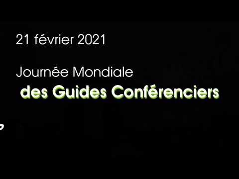 Фото видеогид Видео FNGIC - Федерации гидов Франции к МеждународномуДню Гида 21 февраля2021!