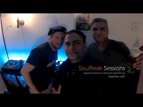 Paulo Arruda & Chris Carrera Live B2B in Norway – Soulful House Music Deep Funky Vinyl