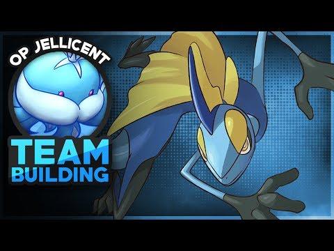 Inteleon Sword and Shield Team Builder! Pokemon Showdown OU Team Building W/OPJellicent