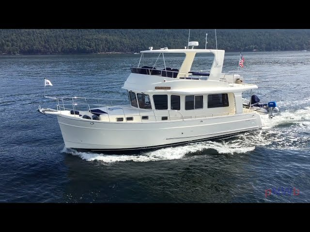 North Pacific 44 Sedan - New Boat Review