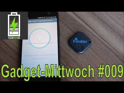 Gadget-Mittwoch #009 Finder Schlüsselfinder Test & Gewinnspiel (deutsch/HD)