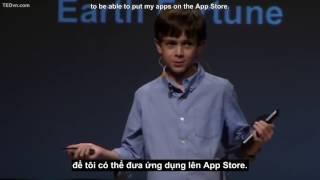 Thomas Suarez - Nhà lập trình ứng dụng 12 tuổi