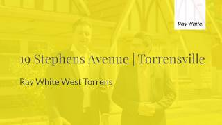 19 Stephens Avenue, Torrensville with Laurie Berlingeri & Michael Walkden - Adelaide Real Estate SA