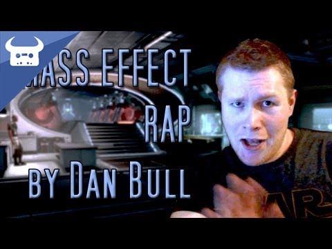 Dan Bull's Mass Effect Rap Rolls With An 'Asari That's Older Than Atari'