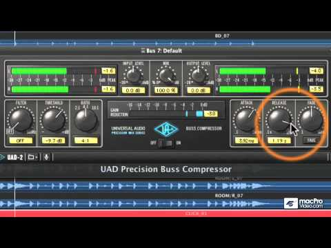 Universal Audio: UA: All About Compression – 1 Introduction to Compression Concepts
