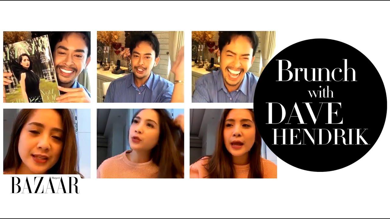 Brunch With Dave Hendrik I Nagita Slavina Membahas Fashion dan Bisnis