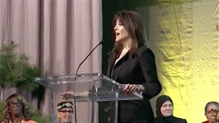 Marianne Williamson on women and religion.