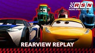 Rearview Replay: Window Sneaking | Racing Sports Network by Disney•Pixar