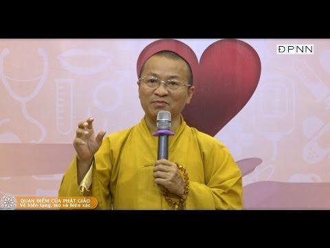 Quan điểm của Phật giáo về hiến tạng, mô và hiến xác