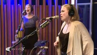 "Ane Brun performing ""Do You Remember"" on KCRW"