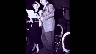 Judy Garland & Bing Crosby...Something To Remember You By (1944 Radio)