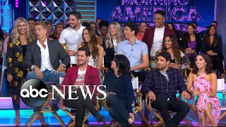 'Dancing With the Stars' season 27 cast speaks out on 'GMA'