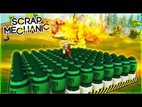 Meșterul Trex - Episodul 682 - Scrap Mechanic