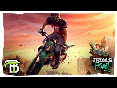 GLITCH OR IMPOSSIBLE??? | Trials Rising #9