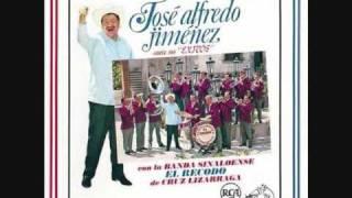 """José Alfredo Jimenez con la Banda El Recodo: """"EL REY"""""""
