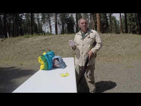 Steel Birdshot for Home Defense