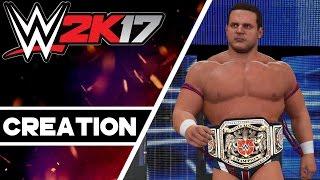 WWE 2K17 Creations: New WWE United Kingdom Championship (Xbox One)