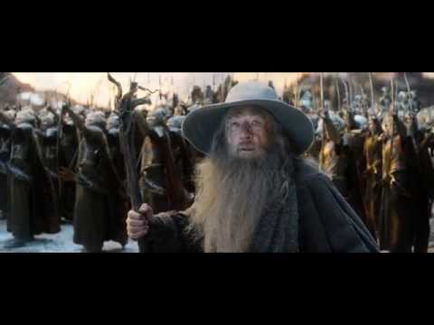 The Hobbit: The Battle of the Five Armies (Trailer Sneak Peek)