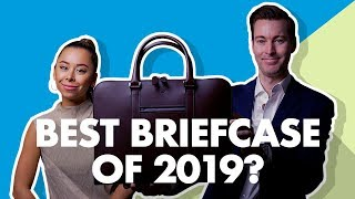 The Best Mens Leather Briefcase Of 2019?