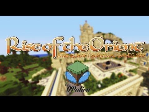 Rise Of The Orient OPalien Survival Games Map Minecraft Project - Geile maps fur minecraft downloaden