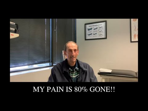 My pain is 80% gone!!