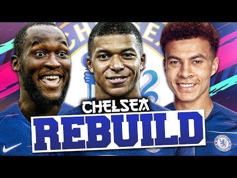 REBUILDING CHELSEA!!! FIFA 19 Career Mode