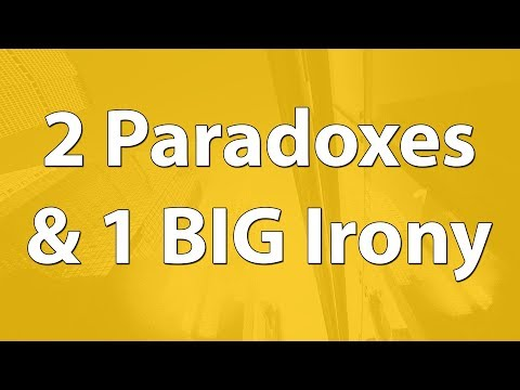 Price Action Trading: Two Paradoxes and One Big Irony