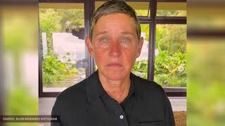Im Sorry | Ellen DeGeneres Apology Video...