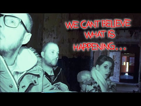 We Cant Believe What We Are Seeing In This Haunted Asylum
