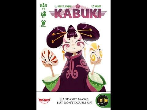Kabuki - A Forensic Gameology Review